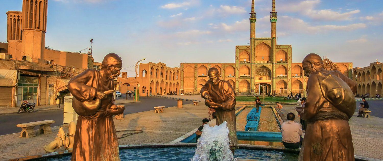 Ihre Reise in den Iran